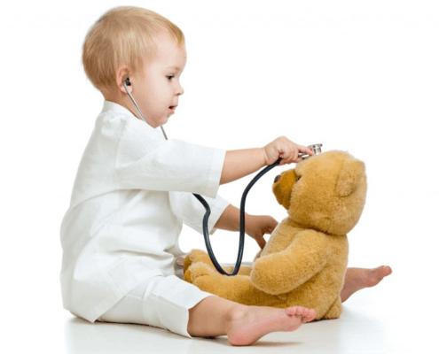 Setima Consulta com o Pediatra